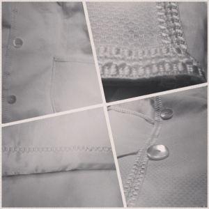 dettagli giacca