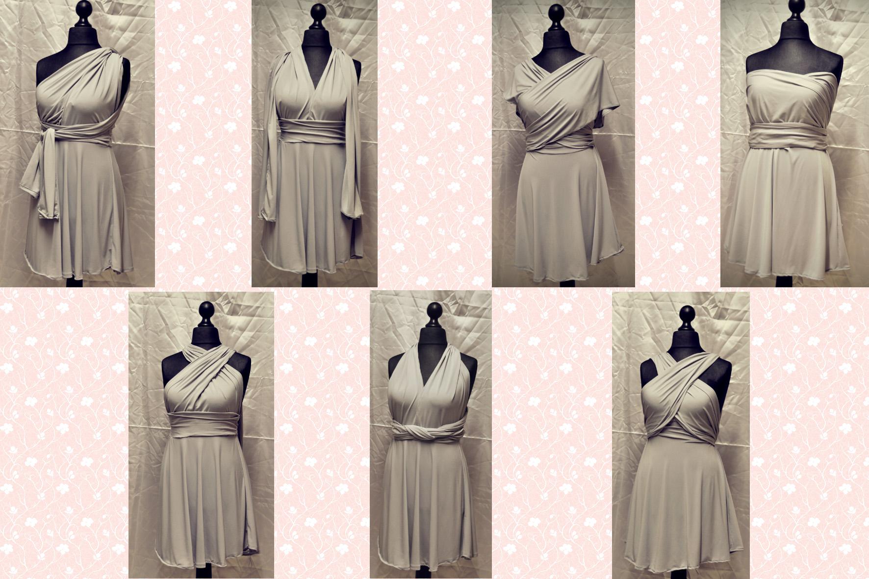 factory authentic 4251d 51bec Infinity Dress - tutorial e Cartamodello - Appeso a un filo