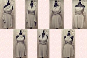 L'infinity dress
